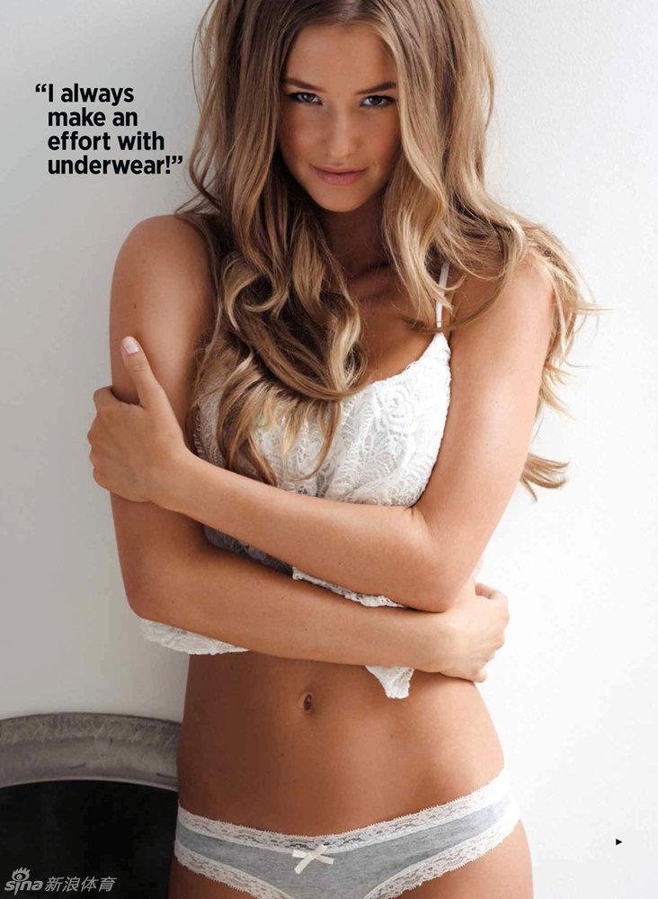 Danica Thrall, la rubia más sexy del mundo_Spanish.china ...