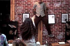 Terrorífico: 'Carrie' regresa y siembra el pánico en los clientes de un café de Nueva York