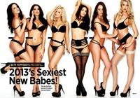 Las nuevas chicas más sexys en 2013, según Nuts