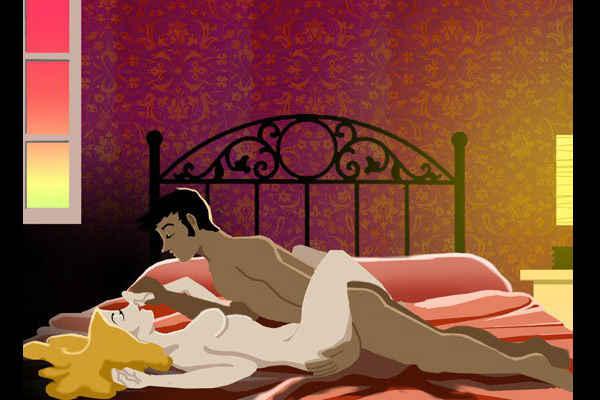 El misionero. Esta es la posición clásica pero una de las más satisfactorias para los hombres debido a que se sienten dominantes. En esta posición, ellos llevan el control de la relación y la penetración.