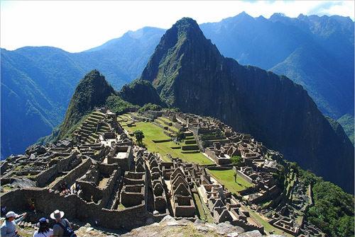Artista peruano trae a China Machu Picchu en 3 dimensiones