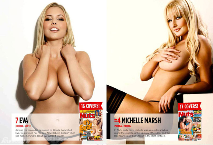 Mackenzie kelly modelo desnuda