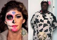 Medio inglés publica fotos de personas detenidas por la locura de Halloween