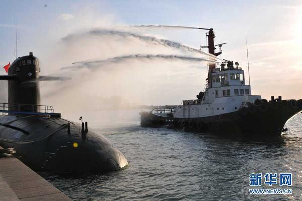 China no reporta accidentes de submarinos nucleares en cuatro décadas
