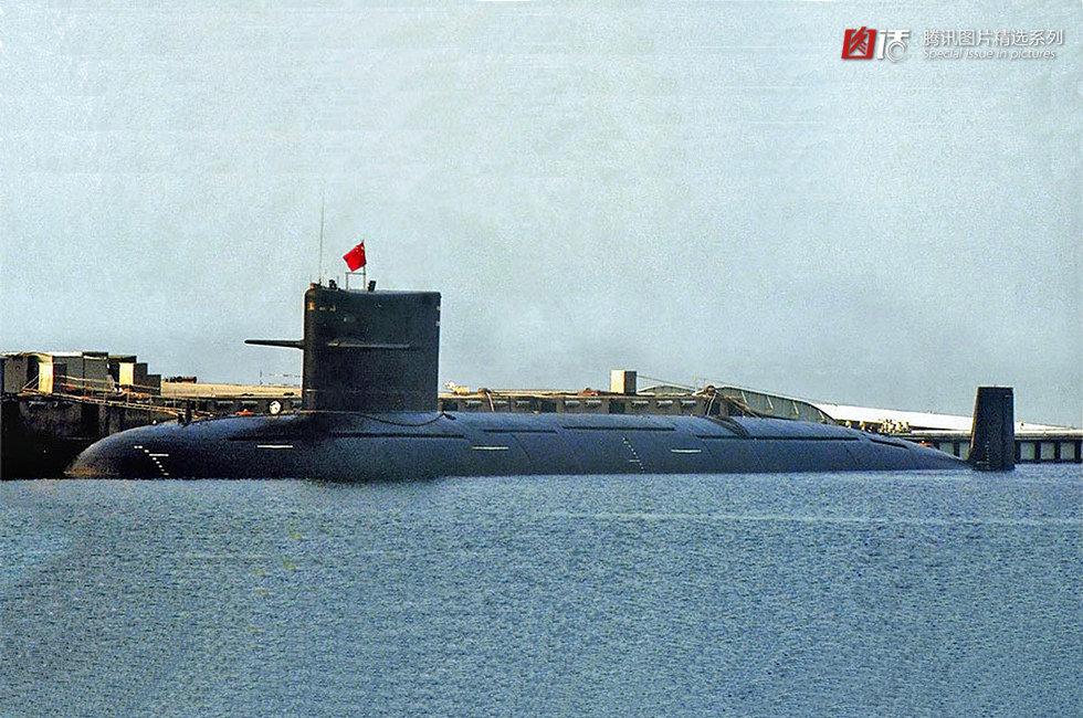 Submarinos nucleares, dragones chinos del mar profundo