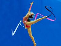Momentos maravillosos de la gimnasia rítmica deportiva