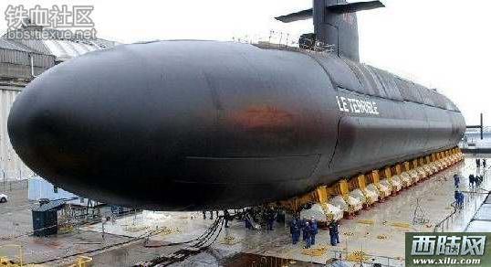 Top 10 submarinos en el mundo 4