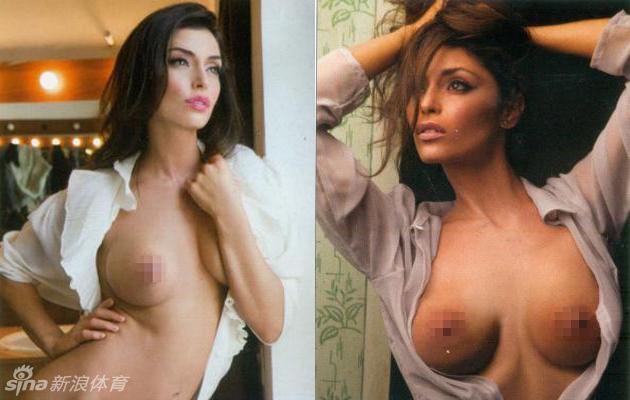 Fotos Desnudas De La Ex Novia Del Futbolista Balotellispanishchina