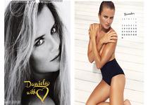 Nuevo calendario de la sexy tenista rusa Daniela Hantuchova