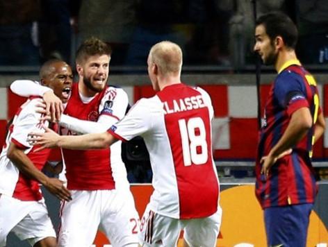 El Barcelona cosecha la primera derrota de la temporada en Ámsterdam