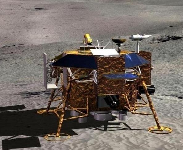 China lanzará sonda lunar 'Chang'e-3' a principios de diciembre