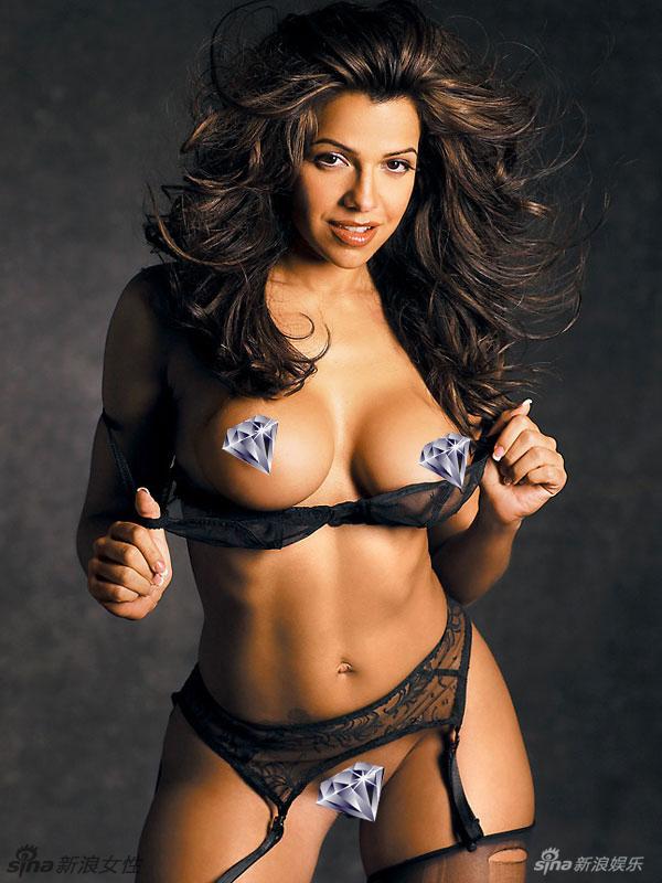 La Supermodelo Cubana Vida Guerra Posa Desnuda Para Playboy