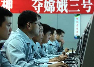 China lanzará su sonda lunar Chang'e-3 en madrugada de lunes
