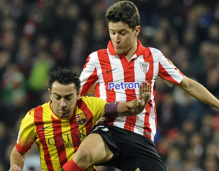 El Barça cosecha la primera derrota de la Liga ante el Athletic de Bilbao