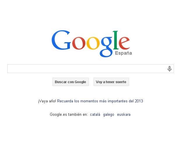 Google Zeitgeist, lo más buscado en 2013