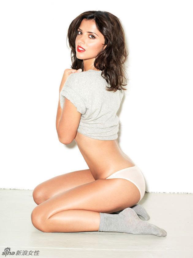Modelos sexys elevan la temperatura con poca ropa_Spanish.china.org.cn ...