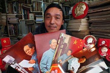 Conmemorando el cumpleaños de Mao
