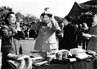 Valiosas fotos documentales que registran la vida de Mao Zedong