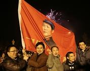 Miles de personas del pueblo natal de Mao Zedong conmemoran su 120 aniversario