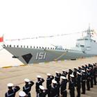 Integran destructor a flota de Mar Oriental de China