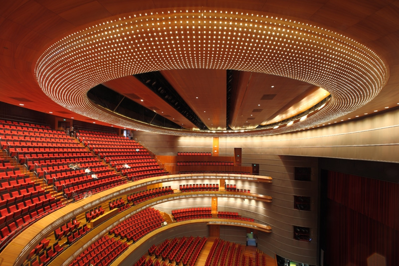 Enciclopedia De La Cultura China Gran Teatro Nacional De