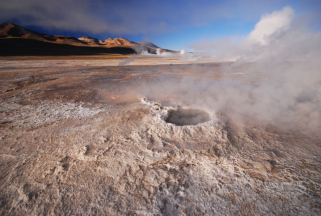 Tatio, Chile