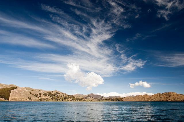 Lago Titicaca, Bolivia y Perú