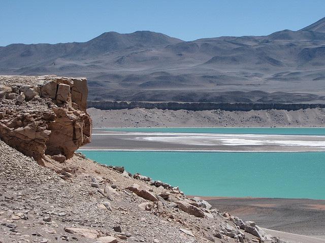 Laguna Verde,Chile