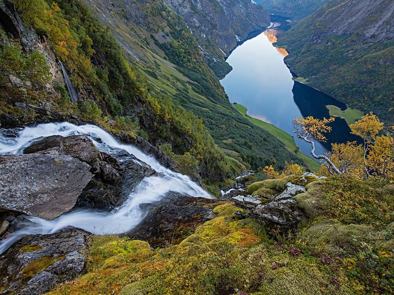 Viaje a los confines de Noruega: la senda del agua