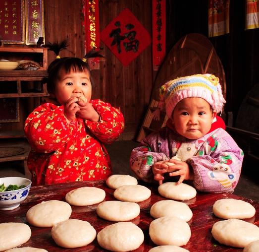 El camino a casa para celebrar el año nuevo chino con la familia