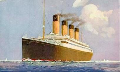 China buscar atraer turistas con la construcci n de r plica del titanic - Construccion del titanic ...