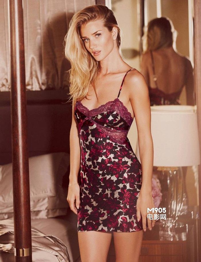 ... model, sensual, pecho grande, ropa interior, Rosie Huntington-Whiteley Rosie Huntington Whiteley