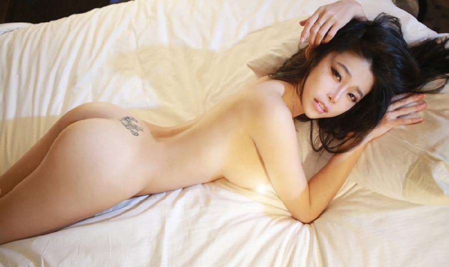 Imagen mujer china desnuda