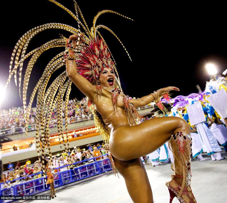 Las fotos ms calientes del Carnaval de Ro de Janeiro