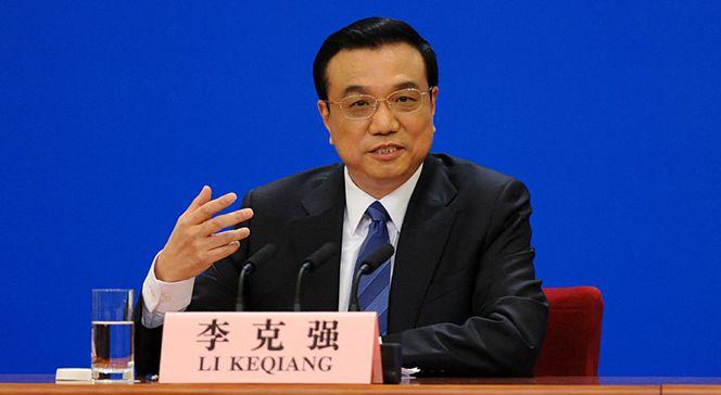 Conferencia de prensa del primer ministro chino Li Keqiang