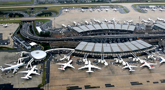Los 10 aeropuertos más concurridos del mundo