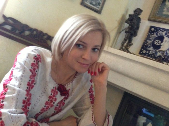 Natalia Poklonskaya, la bella Fiscal General de Crimea hablo