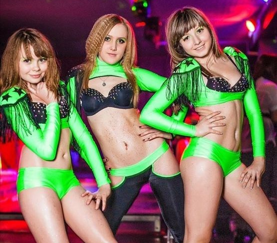 El twerking de unas adolescentes rusas, escándalo