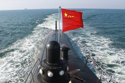 Las flotas chinas de submarinos nucleares