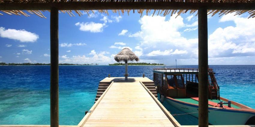 Duerme con el mar los hoteles m s recomendables con for Hoteles con habitaciones en el agua