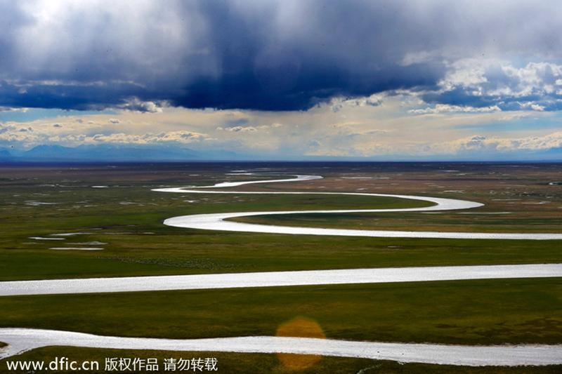 Los 10 humedales más hermosos de China