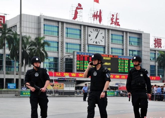 Seis heridos por ataque con cuchillos en estación de trenes de China
