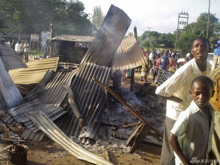 Terroristas mataron a 48 personas que veían el Mundial en un hotel de Lamu, Kenia 1