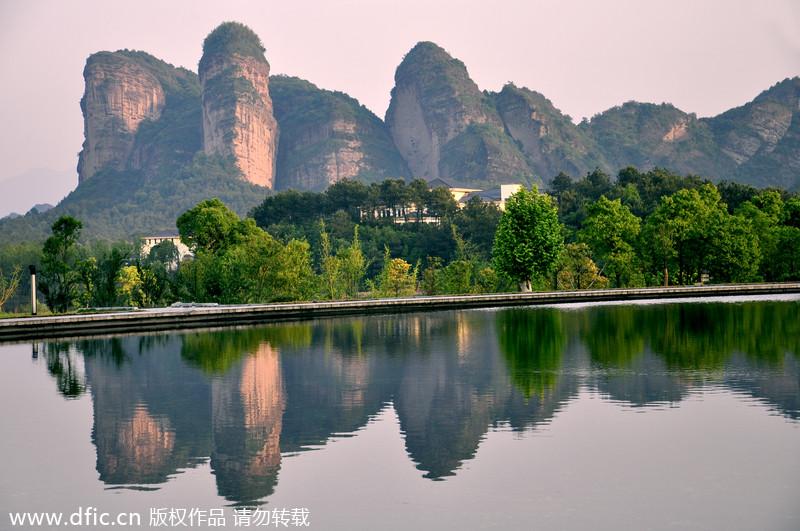 Los 7 mejores Danxia de China