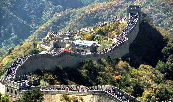 Tren de alta velocidad entre Beijing y Zhangjiakou no impactará la Gran Muralla
