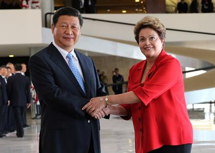 Brasil y China en búsqueda de un nuevo orden mundial