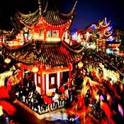 24 horas en Nanjing