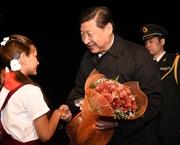 Presidente chino llega a La Habana para realizar visita de Estado