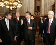 Presidente chino espera más interacciones entre APN y Parlamento argentino