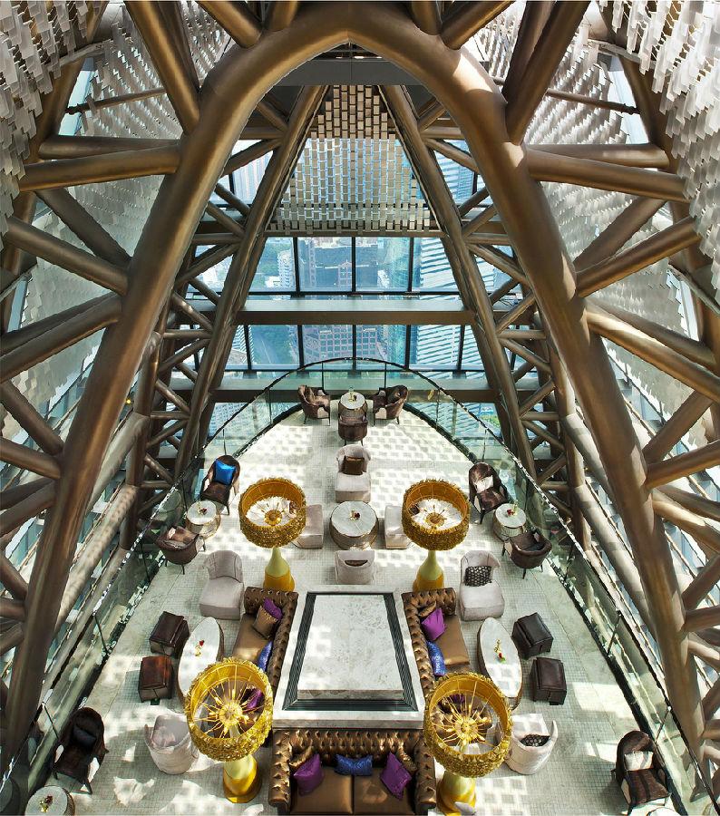16 hoteles recomendables para disfrutar del romance de lujo en China